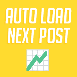 Auto Load Next Post Logo